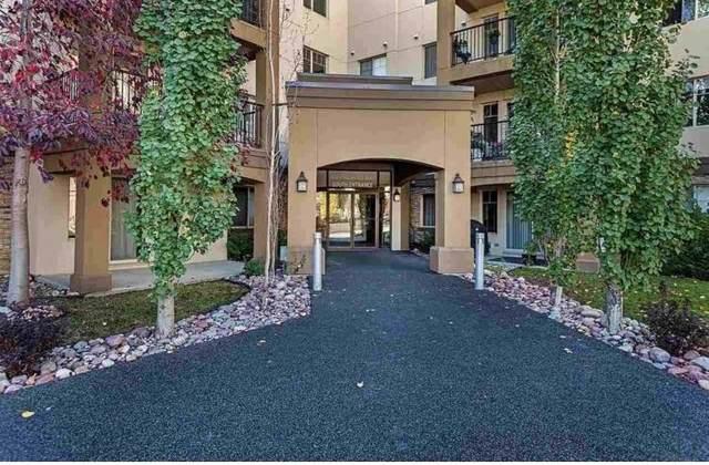 233-400 Palisades Way, Sherwood Park, AB T8H 0H4 (#E4235606) :: Initia Real Estate