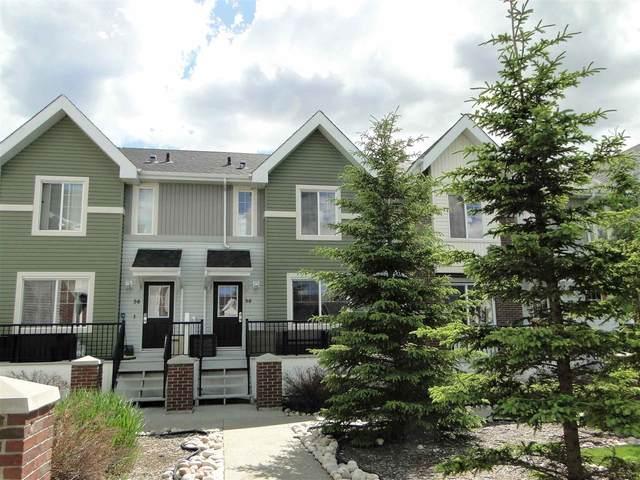 56 2336 Aspen Trail, Sherwood Park, AB T8H 0J1 (#E4235721) :: The Good Real Estate Company