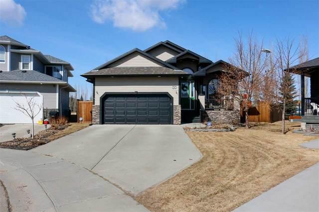 68 Lamplight Drive, Spruce Grove, AB T7X 0G8 (#E4235900) :: Initia Real Estate