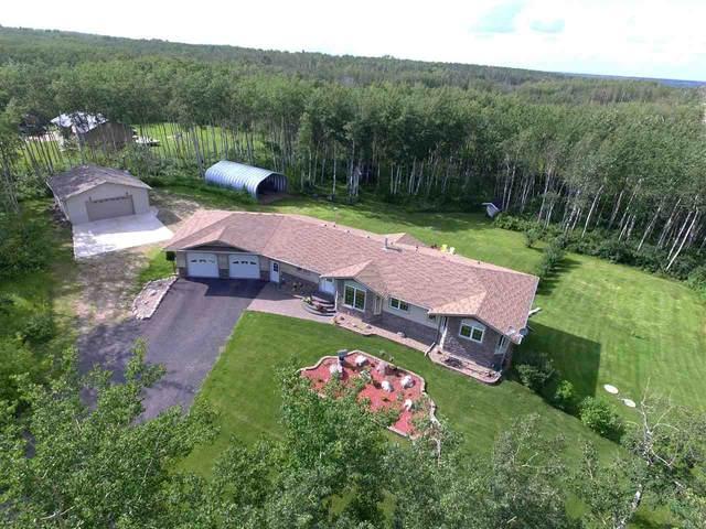 27 46324 Twp Rd 611, Rural Bonnyville M.D., AB T9N 2J6 (#E4236043) :: Initia Real Estate