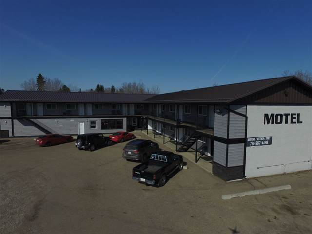 5400 Lac Ste. Anne Tr, Onoway, AB T0E 1V0 (#E4236051) :: Initia Real Estate