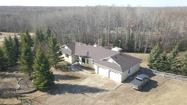 18 1418 TWP RD 540, Rural Parkland County, AB T7Y 0B1 (#E4236231) :: Initia Real Estate