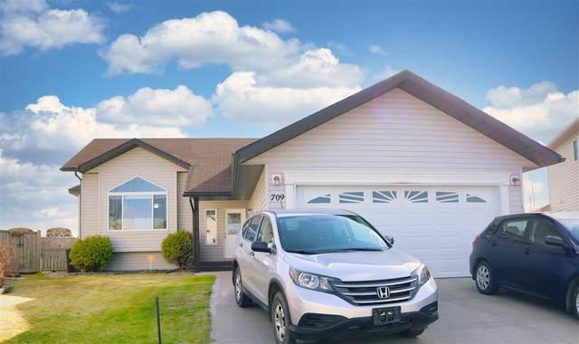 709 Grouse Crescent, Cold Lake, AB T9M 0A5 (#E4236309) :: Initia Real Estate