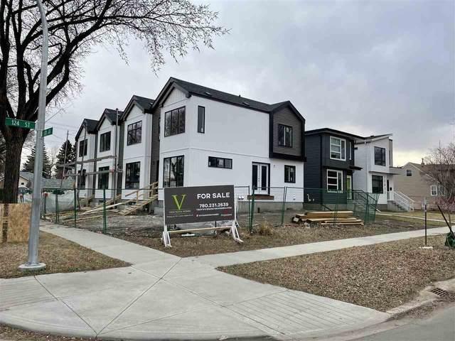 12317 121 Avenue, Edmonton, AB T5L 3A3 (#E4236511) :: Initia Real Estate