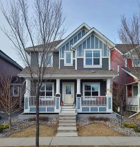 7828 Summerside Grande Boulevard, Edmonton, AB T6X 0S9 (#E4236562) :: Initia Real Estate