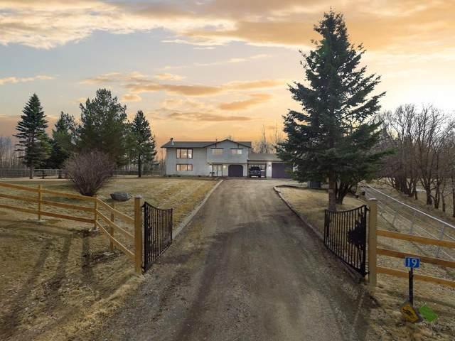 19-53510 Highway 43, Rural Lac Ste. Anne County, AB T0E 1V0 (#E4236659) :: Initia Real Estate