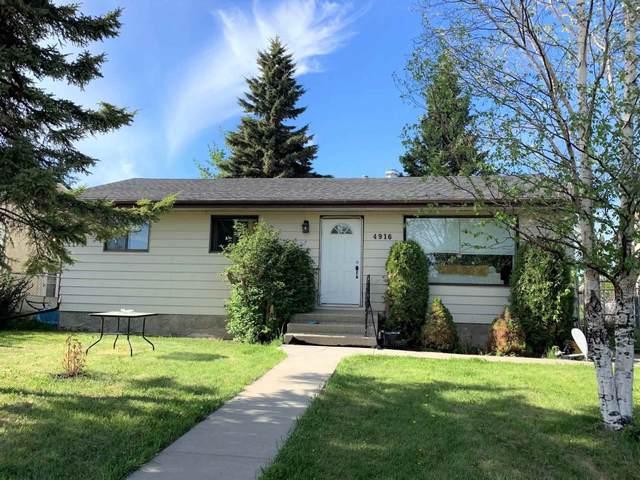 4916 50A Ave, Entwistle, AB T0E 0S0 (#E4236959) :: Initia Real Estate