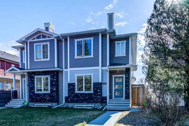 11243 102 Street, Edmonton, AB T5G 2E2 (#E4237031) :: Initia Real Estate