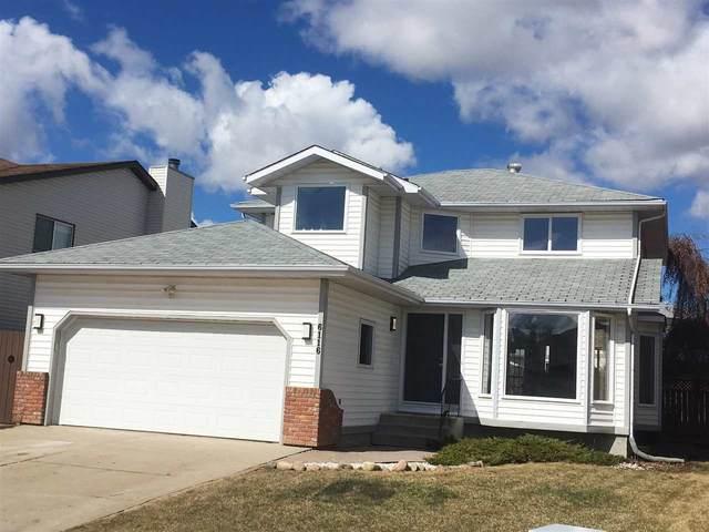 6116 152C Avenue, Edmonton, AB T5A 4W6 (#E4237309) :: Initia Real Estate