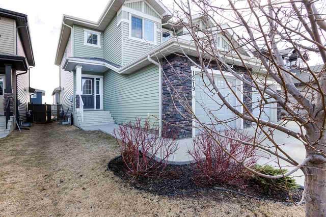 1219 177 Street, Edmonton, AB T6W 2J7 (#E4237369) :: Initia Real Estate