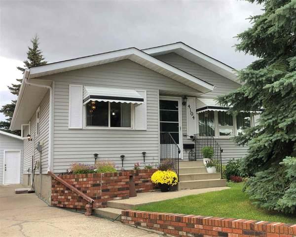 4104 43B Avenue, Leduc, AB T9E 4T7 (#E4237448) :: Initia Real Estate