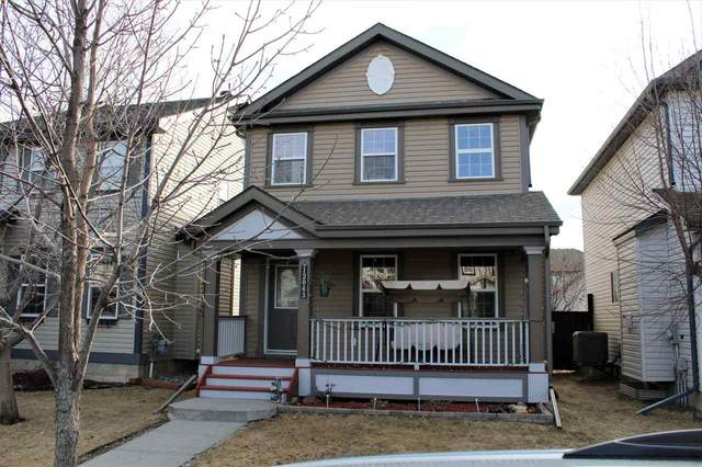 12063 19 Avenue SW, Edmonton, AB T6W 1W5 (#E4237538) :: Initia Real Estate