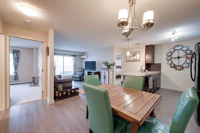 417 6084 Stanton Drive, Edmonton, AB T6X 0Z4 (#E4237583) :: The Foundry Real Estate Company