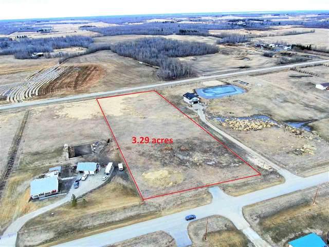 470 50353 RGE RD 224, Rural Leduc County, AB T4X 1K8 (#E4237670) :: Initia Real Estate