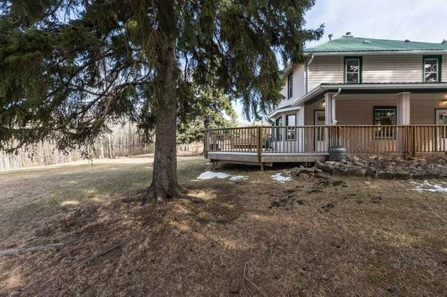 461078 Rge Rd 15A, Rural Wetaskiwin County, AB T0C 2V0 (#E4237708) :: Initia Real Estate