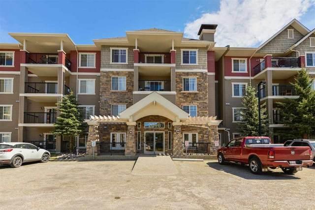 234 2096 Blackmud Creek Drive, Edmonton, AB T6W 0G1 (#E4237769) :: Initia Real Estate
