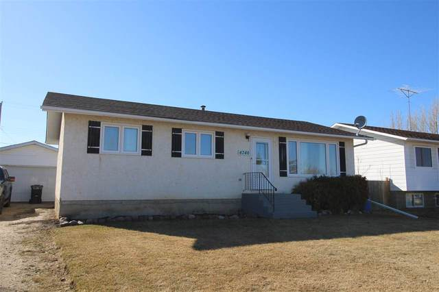 4740 48 Street, Clyde, AB T0G 0P0 (#E4237885) :: Initia Real Estate