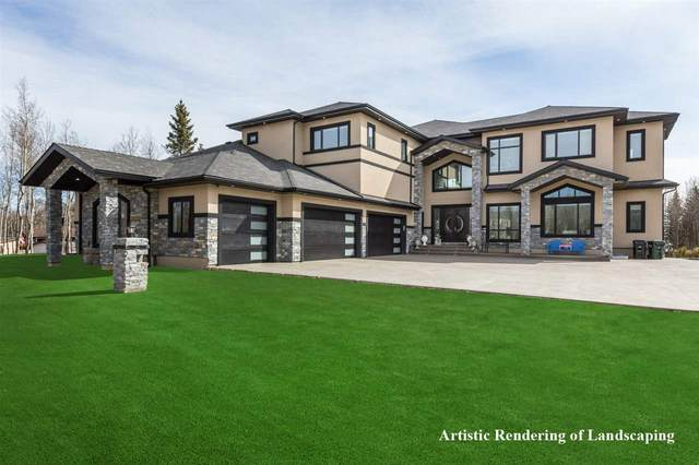 1 52225 RGE RD 232, Rural Strathcona County, AB T8B 1L5 (#E4237897) :: Initia Real Estate