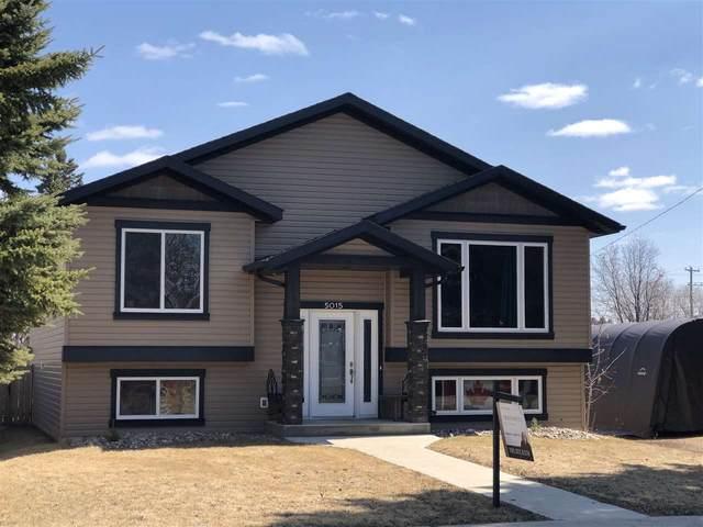 5015 56 Street, Glendon, AB T0A 1P0 (#E4237900) :: Initia Real Estate
