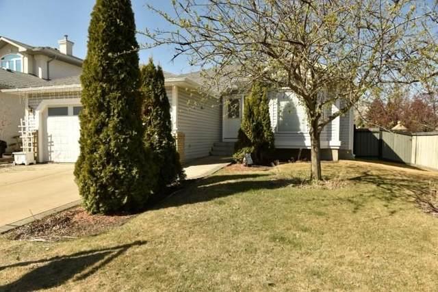 1414 Falconer Road, Edmonton, AB T6R 2F4 (#E4238186) :: Initia Real Estate