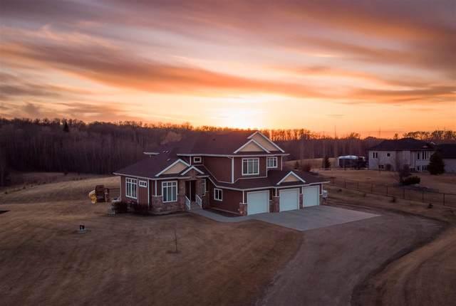 21 53120 RGE RD 15, Rural Parkland County, AB T7Y 2E4 (#E4238212) :: Initia Real Estate