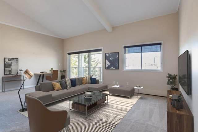 401 4404 122 Street NW, Edmonton, AB T6J 4A9 (#E4238534) :: Initia Real Estate