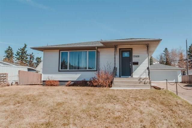 13419 128 Street, Edmonton, AB T5L 1G1 (#E4238559) :: The Good Real Estate Company