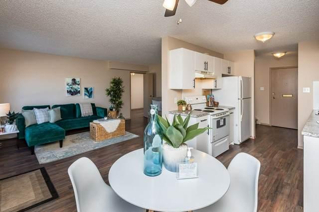 121 6103 35A Avenue, Edmonton, AB T6L 1G7 (#E4238577) :: Initia Real Estate