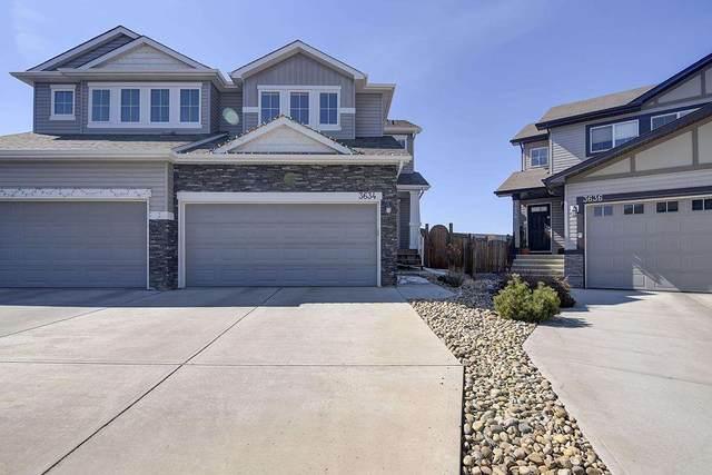3634 9 Street, Edmonton, AB T6T 0S5 (#E4238585) :: Initia Real Estate