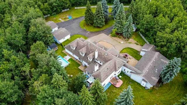 169 51248 RGE RD 231, Rural Strathcona County, AB T8B 1K7 (#E4238591) :: Initia Real Estate