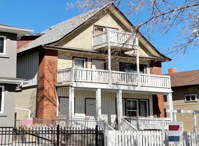 9634 106A Avenue, Edmonton, AB T5H 0T2 (#E4238625) :: Initia Real Estate