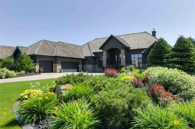 193 Riverstone Drive, Rural Sturgeon County, AB T8T 0B9 (#E4238671) :: Initia Real Estate