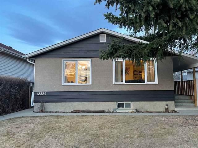 13339 131 Street, Edmonton, AB T5L 1N8 (#E4238869) :: Initia Real Estate
