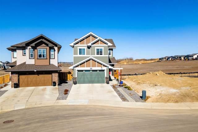 1047 Coopers Hawk Link Link, Edmonton, AB T5S 0M2 (#E4239043) :: Initia Real Estate