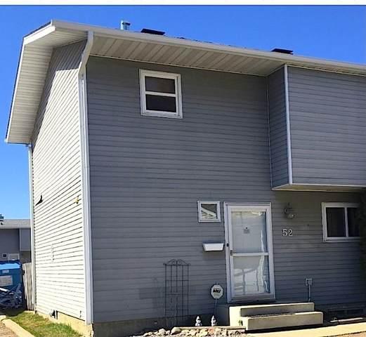 52 15710 Beaumaris Road, Edmonton, AB T5X 5E2 (#E4239135) :: Initia Real Estate