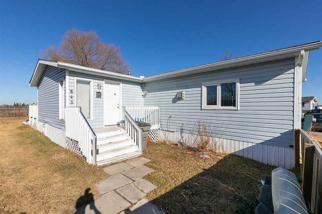 643 Parkland Village, Rural Parkland County, AB T7X 3R1 (#E4239164) :: Initia Real Estate
