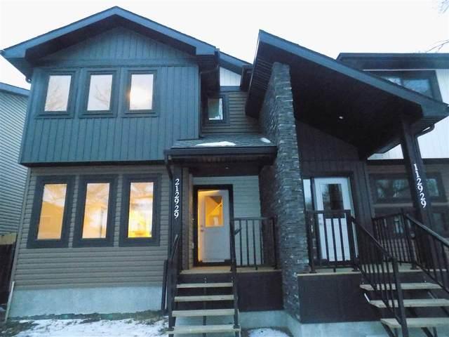 2 12929 69 Street, Edmonton, AB T5C 0H3 (#E4239165) :: Initia Real Estate