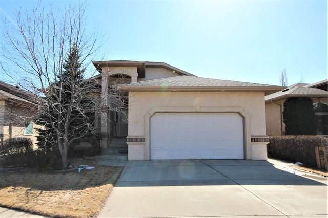 11 Ritson Close, Red Deer, AB T4P 3S8 (#E4239181) :: Initia Real Estate