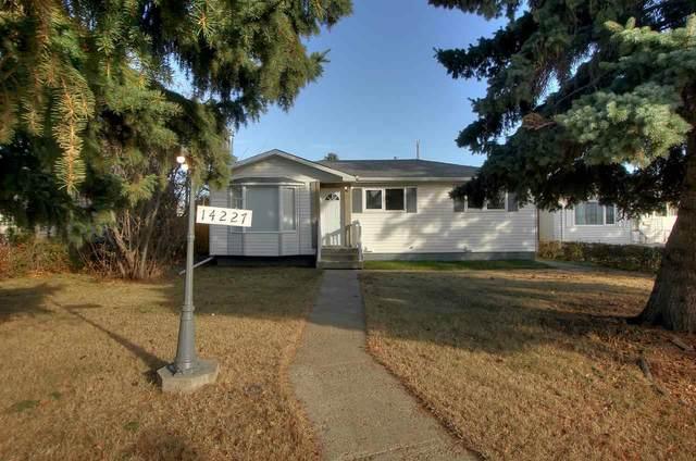 14227 58 Street, Edmonton, AB T5N 1A5 (#E4239189) :: Initia Real Estate