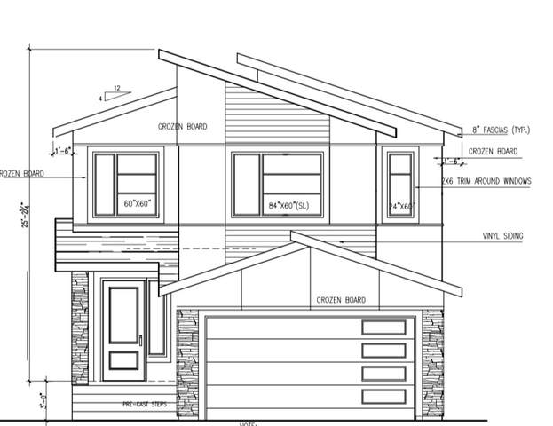 829 Morris Avenue, Leduc, AB T9E 1G1 (#E4239208) :: Initia Real Estate