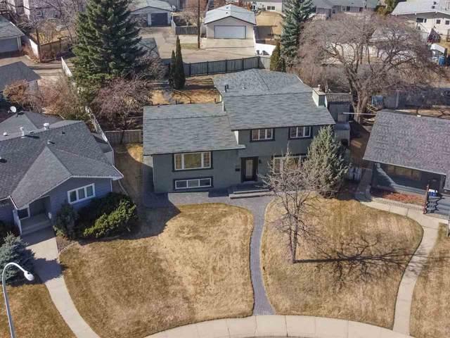 3612 113A Street, Edmonton, AB T6J 1L4 (#E4239400) :: Initia Real Estate