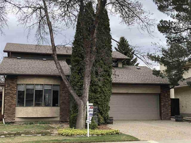 208 Heath Road, Edmonton, AB T6R 1R9 (#E4239426) :: Initia Real Estate