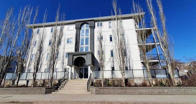 103 9905 81 Avenue, Edmonton, AB T6E 1W5 (#E4239475) :: Initia Real Estate