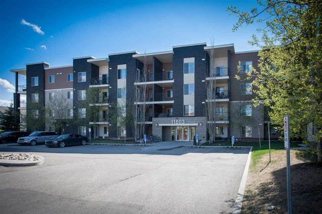 416 11803 22 Avenue, Edmonton, AB T6W 2R9 (#E4239530) :: Initia Real Estate