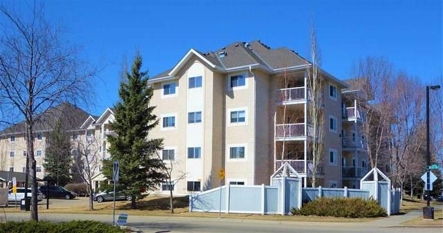 213 11620 9A Avenue, Edmonton, AB T6J 7B4 (#E4239683) :: Initia Real Estate