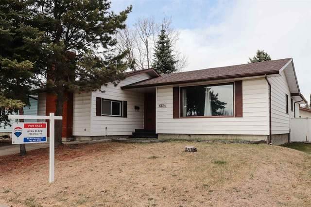 6124 152A Avenue, Edmonton, AB T5A 1Y1 (#E4239690) :: Initia Real Estate