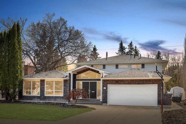 48 Marlboro Road, Edmonton, AB T6J 2C6 (#E4239727) :: Initia Real Estate