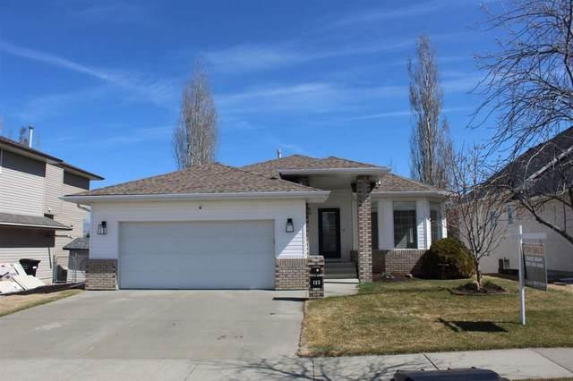 123 William Bell Drive W, Leduc, AB T9E 6P8 (#E4239742) :: Initia Real Estate