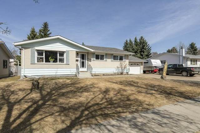 9108 97 Avenue, Fort Saskatchewan, AB T8L 1G2 (#E4239746) :: Initia Real Estate