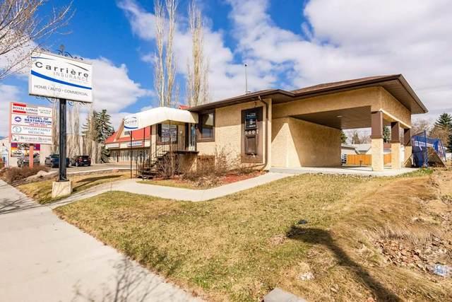 5007 50 ST, Beaumont, AB T6X 1J9 (#E4239765) :: Initia Real Estate